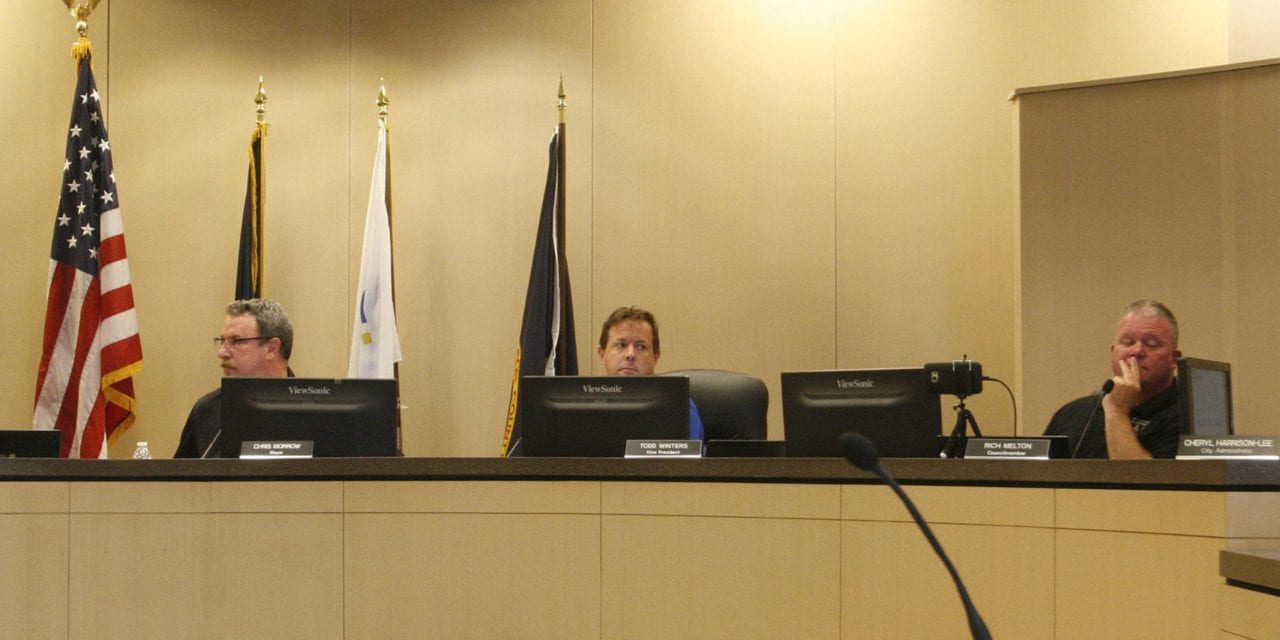 Gardner council considers delaying budget, finally approves