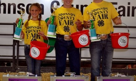 4-H youth win Johnson County Fair livestock Round Robin competition