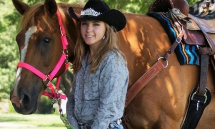 2017 Johnson County Rodeo Queen