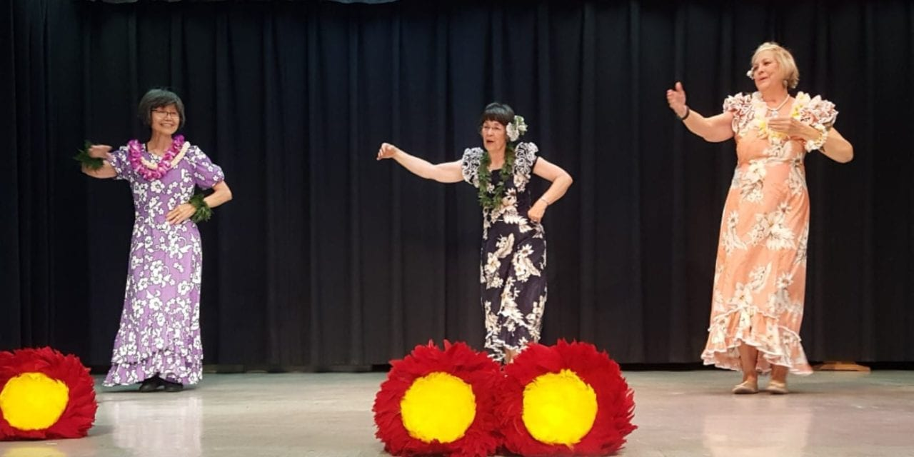 Experience local talent at JCPRD'S free, 50 plus Senior Follies