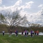 JCPRD offers yoga adventures