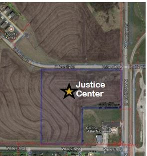 GPD Justice Center has storm shelter