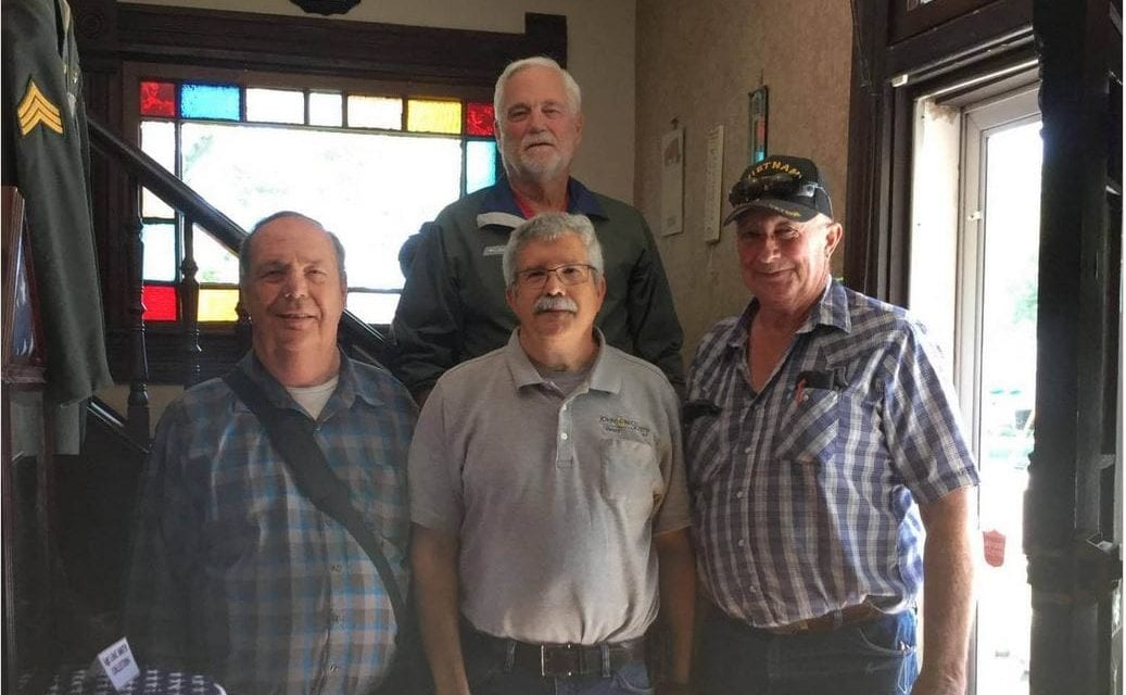 Veterans' appreciation programs planned