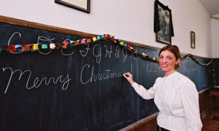 Celebrate the holidays at Lanesfield Museum