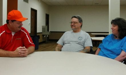 Edgerton couple struggling with disability face foreclosure