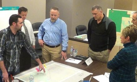 Gardner city council work session on Growth Management Strategy
