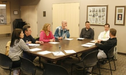 Parks and Rec Committee hears presentation, updates on events