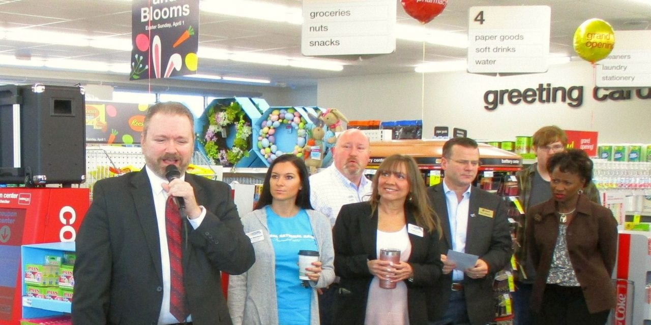 cvs grand opening ceremony