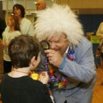 Area PTA hosts science festival for Grand Star Elementary families