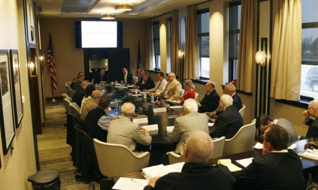 Airport commission reports self sufficiency at joint meeting with BOCC