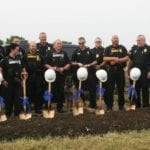 GPD attend Justice Center groundbreaking