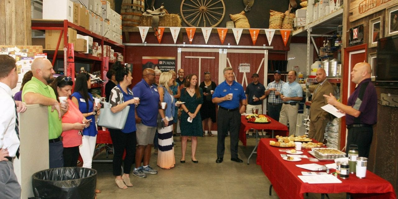 Trails West Ace Hardware hosts GE Chamber