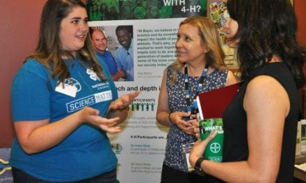 Bayer, national 4-H team up to foster youth interest in science
