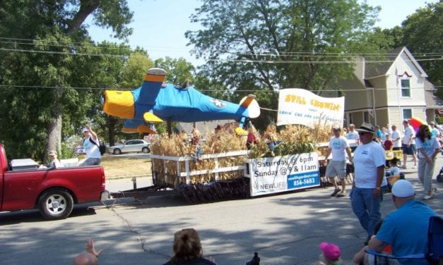 Fair parade registration date draws near