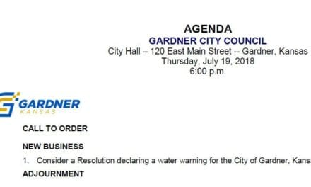 Gardner council calls emergency meeting