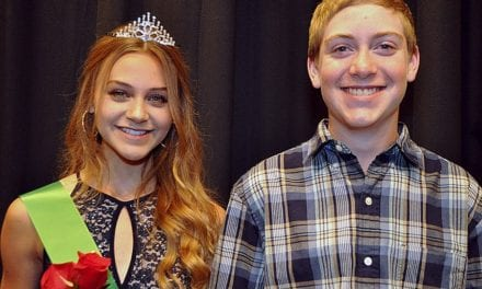 Mr. and Miss 4-H crowned