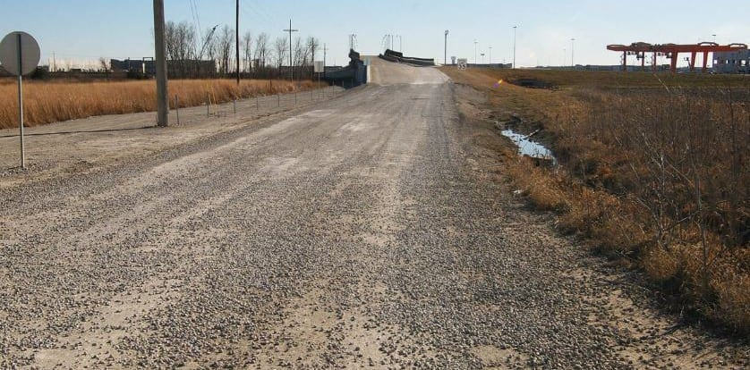 No clear plan to pave portions of Waverly Rd.
