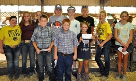 Johnson County 4-H youth receive awards after Round Robin