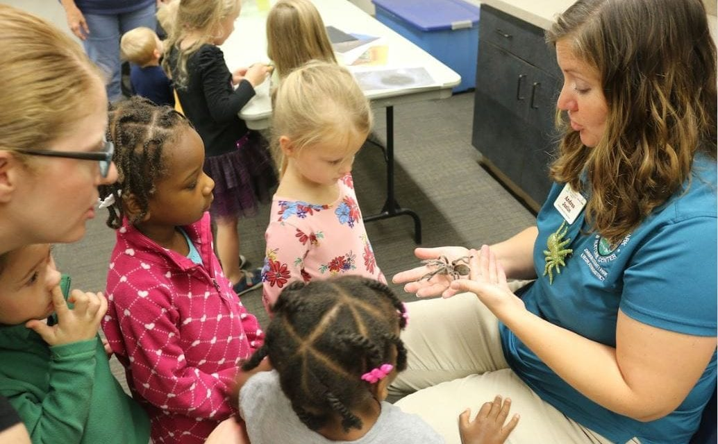Free storytime programs offered at Mill Creek Activity Center