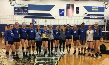 Blazers girl volleyball team advances to state tournament