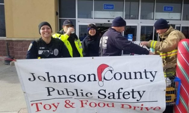 Toy, food drive has another successful year