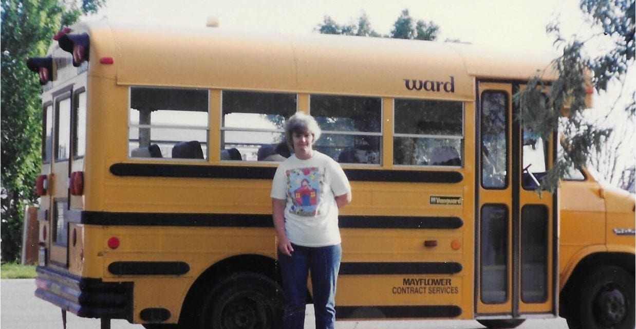 Rath retires after 41 years driving a school bus