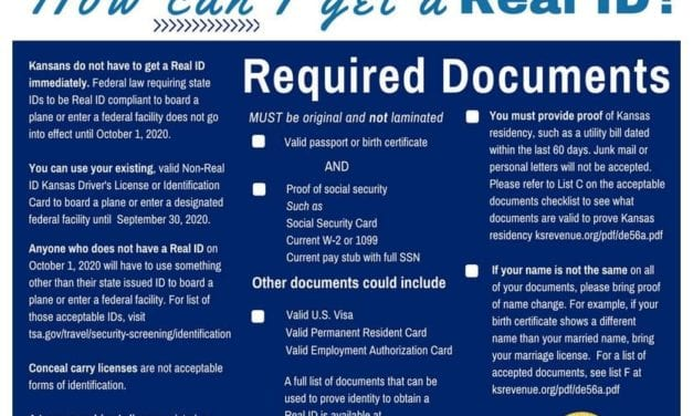Holiday season busy for ID renewals