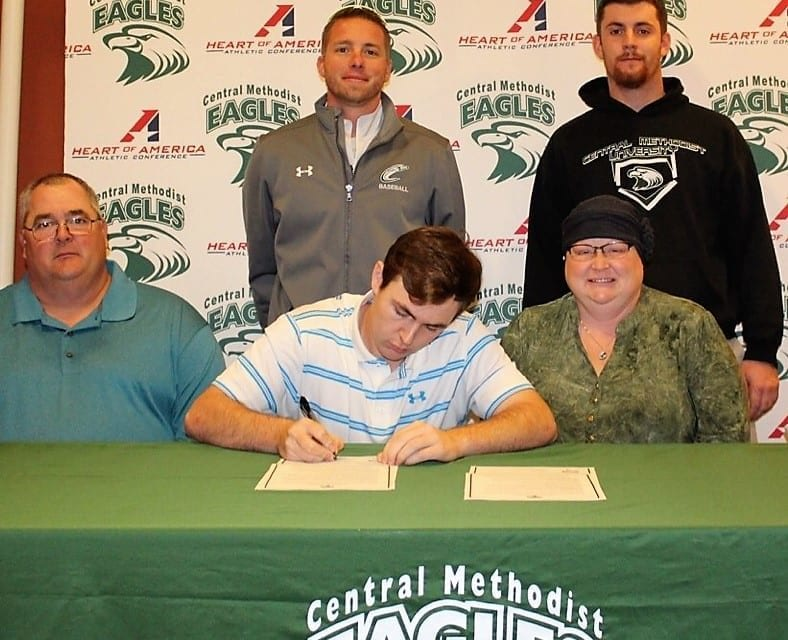 Anderson signs with Central Methodist University