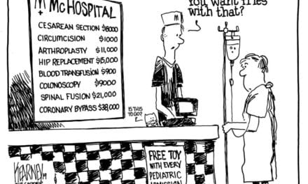 Kansas hospitals now posting sticker prices for various services