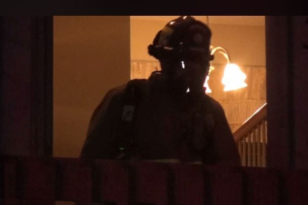 Two residents hospitalized for carbon monoxide