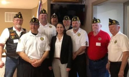 Post #19 hosts Legion district convention