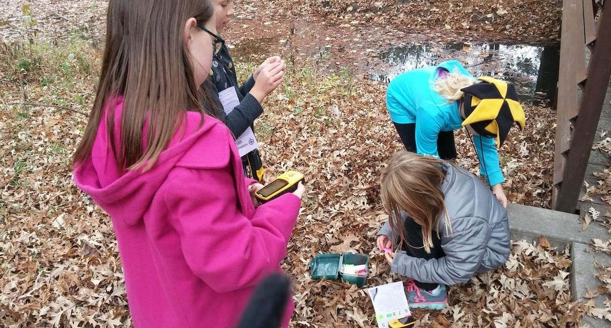 School's out geocaching event is March 29 in Antioch Park