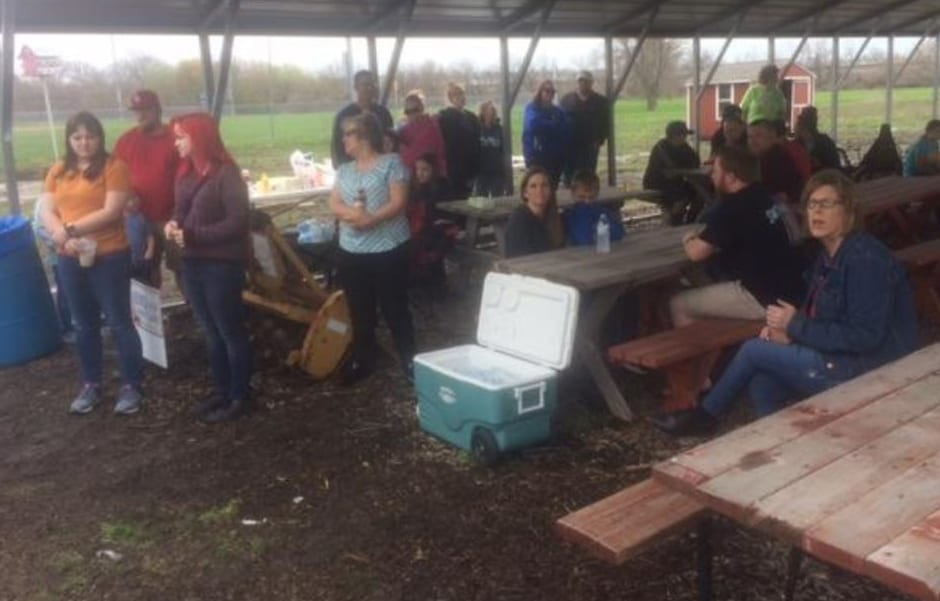 Community garden season begins