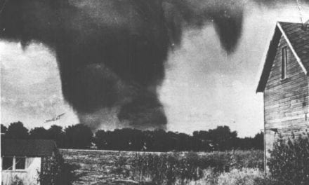 60 plus years ago an unexpected tornado ravished Spring Hill