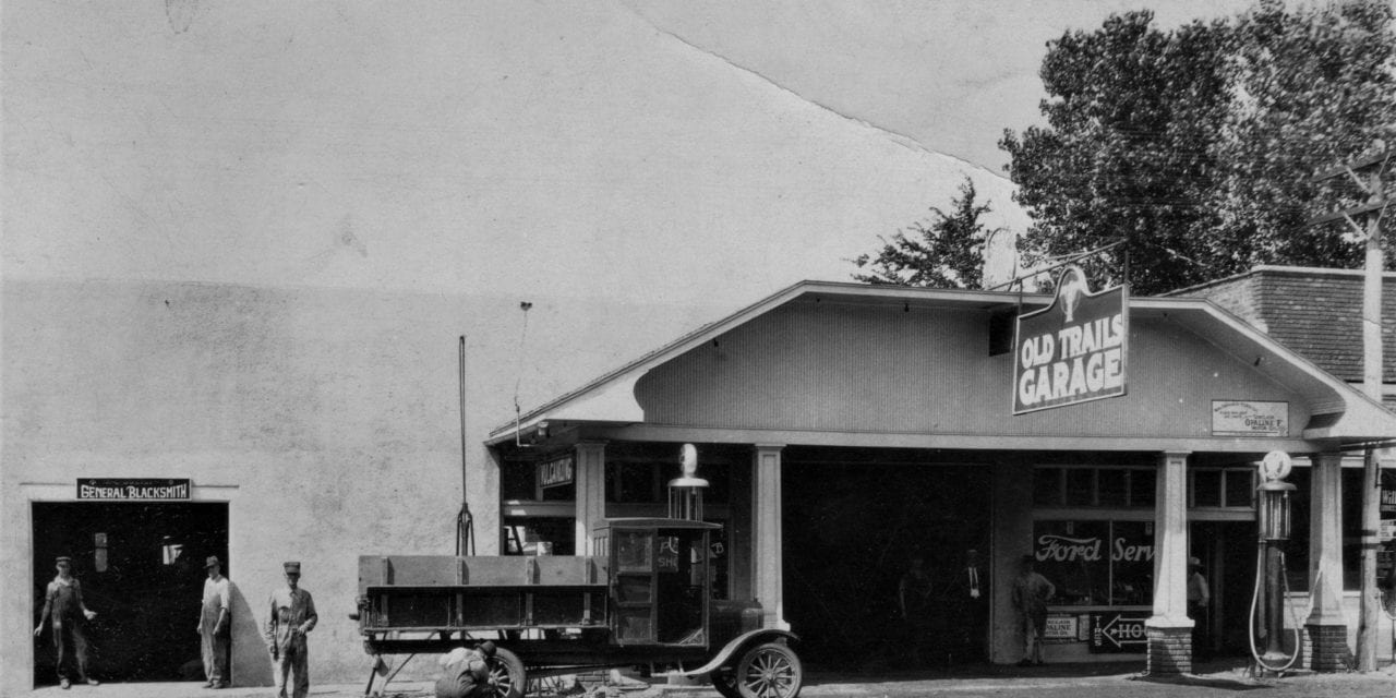 The Old Trails Garage