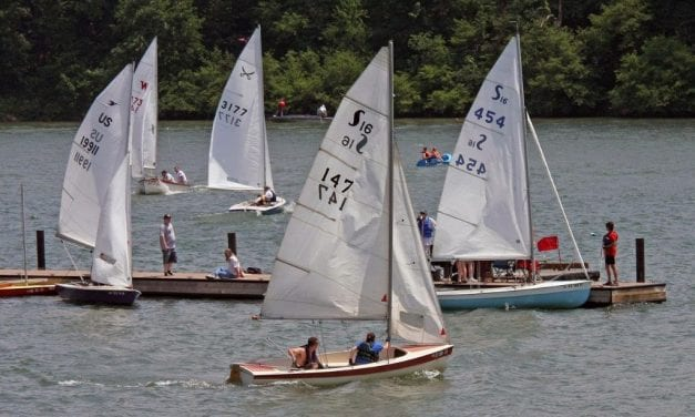 JCPRD offers a sailing class for adults beginning June 25