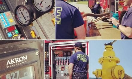 Johnson County Fire District #1 has yearly pump inspection