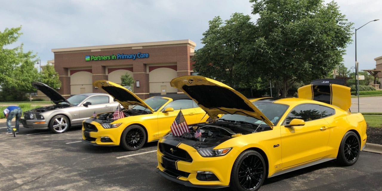 Annual Mustang & Ford Show