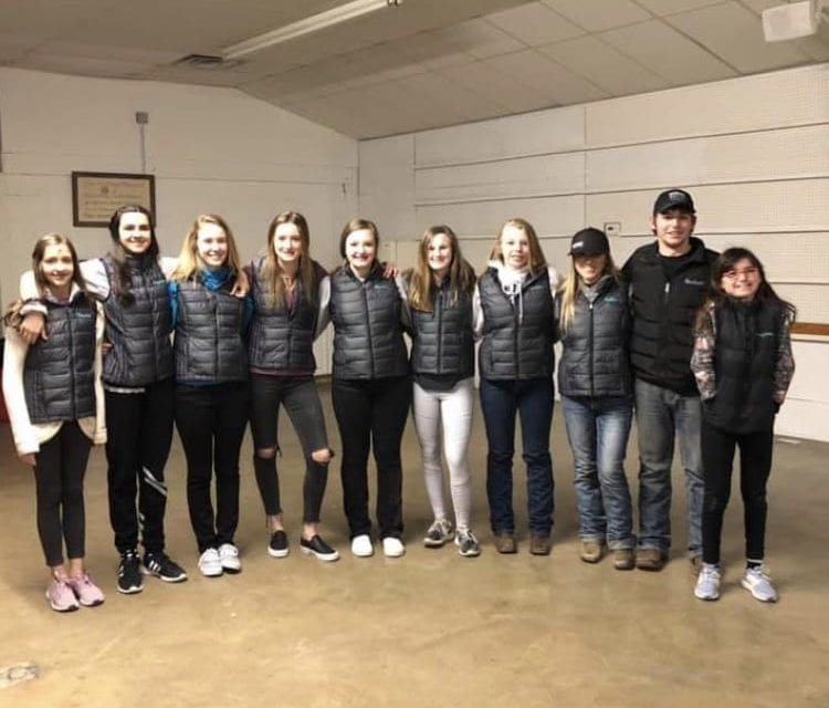Johnson County 4H Horse club starts season