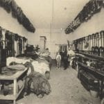 Looking Back: George B. Dent Harness Shop