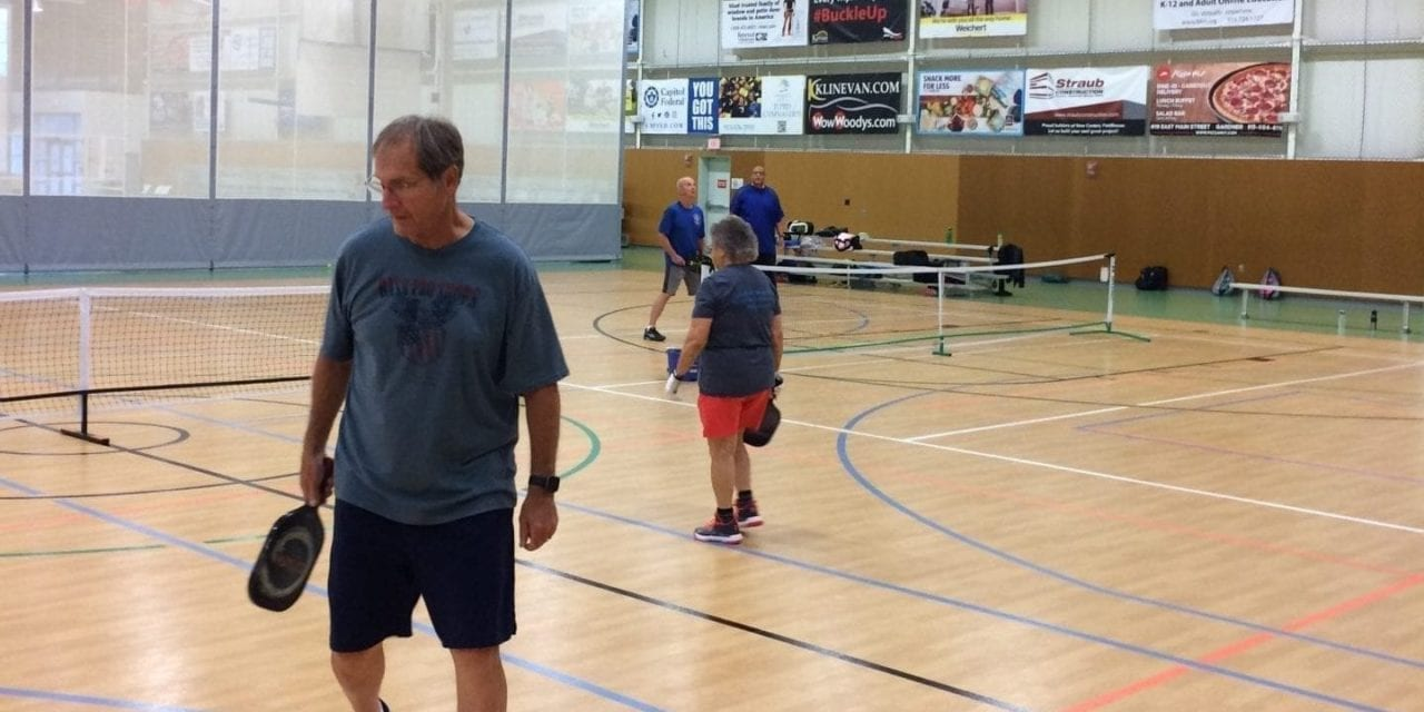 Pickleball- a fast growing sport