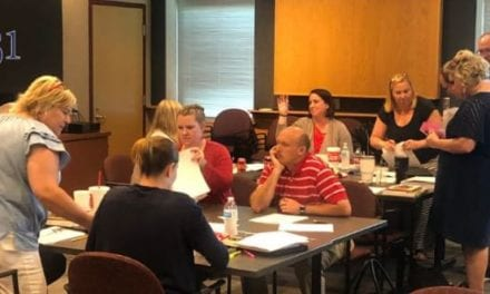 USD 231 holds professional development day