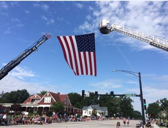 Chamber cancels parade