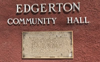 Edgerton discusses their street issues