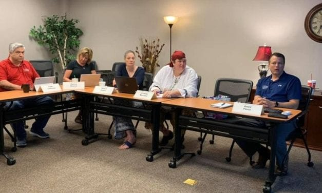 Technology Advisory Committee hold meeting