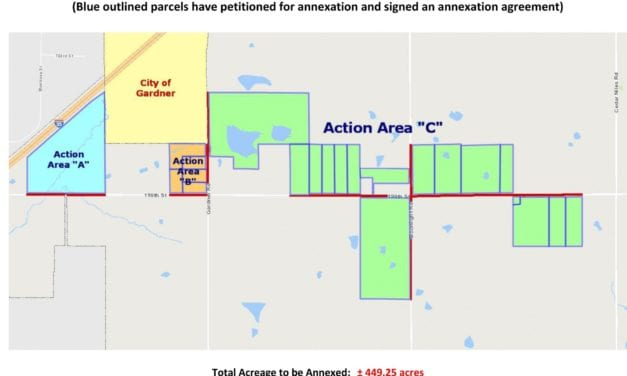 'Annexation bonanza' as city adds 500 acres
