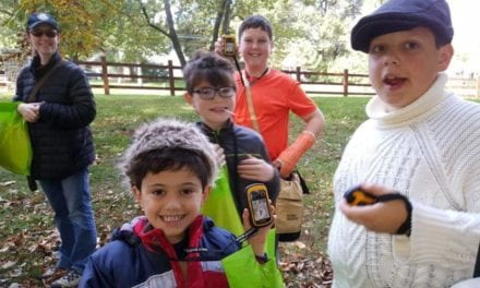 Trick-or-Cache offered three times on Oct. 18