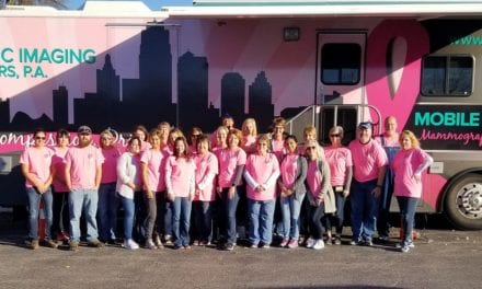 Mobile Mammography available to serve Gardner public