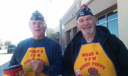 VFW raising awareness