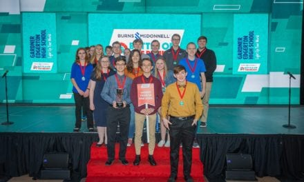 Local GE students attend Battle of the Brains in Kansas City
